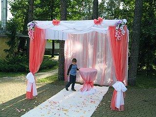Шатер для проведения свадебной церемонии размером 2.5х2 или любой другой под заказ. Продажа, аренда шатров для свадебных церемоний.