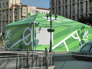 Торговая палатка купить Украина