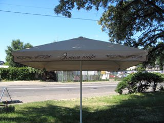 Зонт торговый 3х3